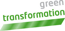 Logo green transformation